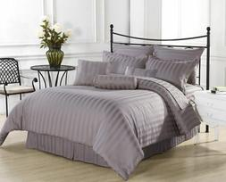 Egyptian Cotton 1000TC Select Bedding Item All Size Silver G