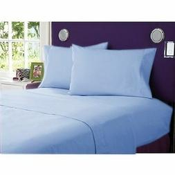 1000 Thread Count Soft Egyptian Cotton US-Bedding Items Sky