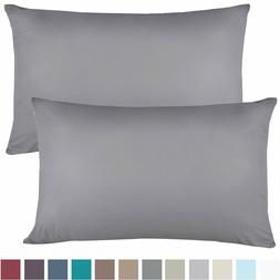 1200 SERIES PILLOWCASES - 2 Pillow Cases Per Set. King Size