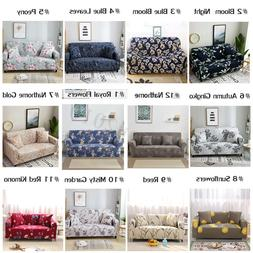 1234 Seater L Shape Stretch Elastic Sofa Couch Cover Slipcov