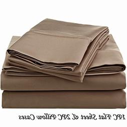 Ethereal Bedding 1500-Thread-Count Pure Egyptian Cotton Supe
