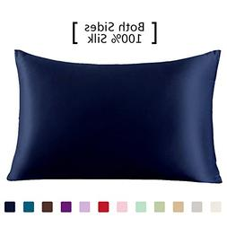 YANIBEST Silk Pillowcase for Hair and Skin, 19 Momme 100% Pu