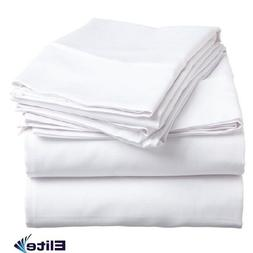 2 pack t-180 hotel 20x31 standard percale pillow cases elite