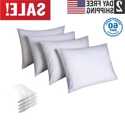 20x30  Zippered Waterproof Case 4 Pillow Protector Cover Ter