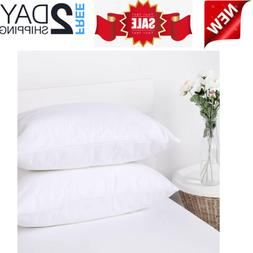 4 Pack Pillow Protector Cover King Size Stain Resistant Wate
