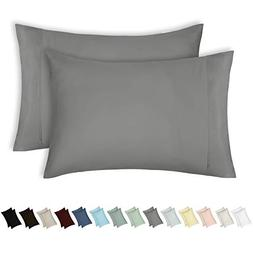 California Design Den 400 Thread Count 100% Cotton Pillow Ca