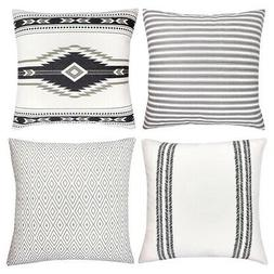 5x decorative pillowcases only suitable for 4