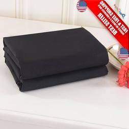 Set of 2 Lullabi Bedding Pillow Case Brushed Microfiber Ultr