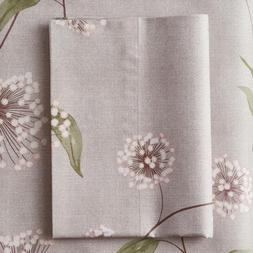 Allium Multicolored Floral 400 Thread Count Sateen King Pill