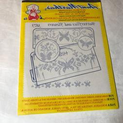 Aunt Martha's Hot Iron Transfers #3941 Sunflowers And Butter