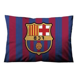 "BARCELONA FC Decorative Throw Pillow Case 16"" x 24"" and 18"""