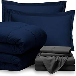 7-Piece Bed-In-A-Bag - Full XL