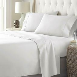 bedding set hotel luxury hypoallergenic bed sheets