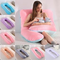 Upgrade Large Women Pregnancy Pillow Maternity&Pregnant Full