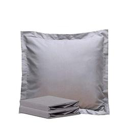NTBAY 100% Brushed Microfiber Throw Pillow Cushion Cover Set