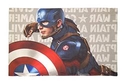 Jay Franco Marvel Captain America Civil War Lightning Standa