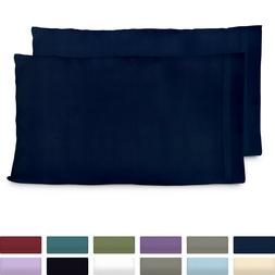 Premium Bamboo Pillow Cases Ultra Soft & Cool Hypoallergenic