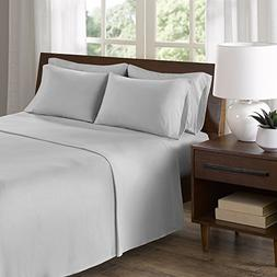 Comfort Spaces Cotton Jersey Knit Sheets Set - Ultra Soft Fu