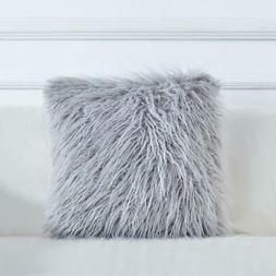 Curly Hair Pillow Case Home Decorative Luxury Series Long Pl
