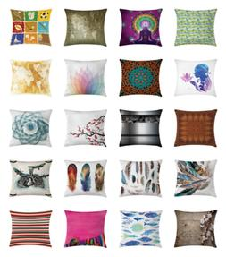 Cushion Cover, Throw Pillow Case Decorative for Couch and Be
