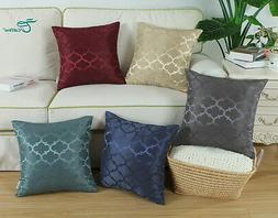 Cushion Covers Throw Pillow Case Cover Chains Accent Geo Rev