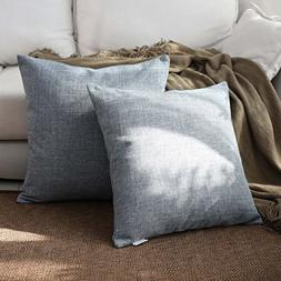 Kevin Textile Decoration Linen Pillow Cover Throw Cushion Co