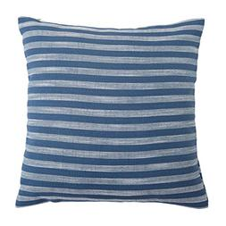 Deconovo Decorative Pillow Case Striped Pillowcase Cushion C