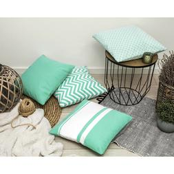 Decorative Pillow Covers Set of 4 - Throw Pillow Cases 18x18