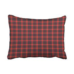 Emvency Decorative Throw Pillow Cover Standard Size 20x26 In