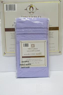 Clara Clark Deluxe Pillowcase Premier 1800 King Size