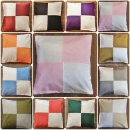 """Designer Square pillow cases cushion covers 12"""" to 30"""" sham"""