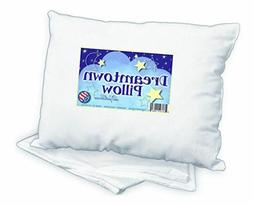 Dreamtown Kids Toddler cushion soft Pillow With Pillow case