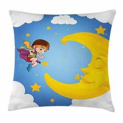 Explore Throw Pillow Cases Cushion Covers by Ambesonne Home