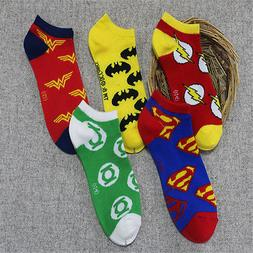 Fashion Superman Batman Green Lantern Wonder Woman Unisex Sh