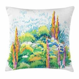Fine Art Throw Pillow Cases Cushion Covers Home Decor 8 Size