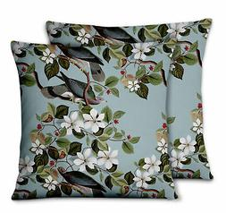 S4Sassy Floral & Designer Bed Room Pillow Cases Cushion Cove