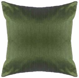 Green Decorative Cushion Cover Pillow Case 12 to 32 inch Pol