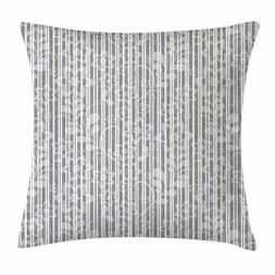 Grey and White Throw Pillow Cases Cushion Covers Home Decor