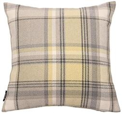 McAlister Heritage Extra Large Pillow Cover Case | 24x24 Yel