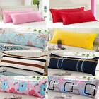 1.2/1.5M Pregnant Couple Velvet Soft Long Body Pillow Cover