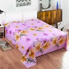 1 Piece Polyester Bed Sheet Queen & King Size Flat Sheets 29