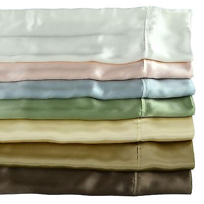 100% Pillowcases - Charmeuse 3 Colors