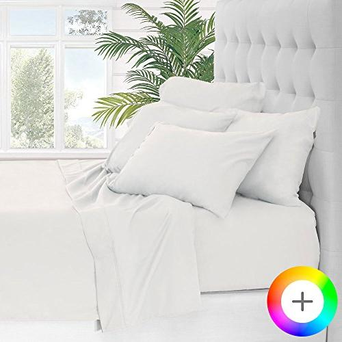1800 collection deep pocket bed