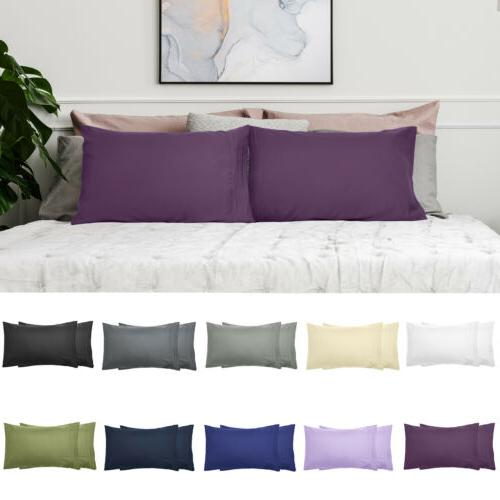 1800 Pillow Case Set Queen or Pillowcase Set of Cases!