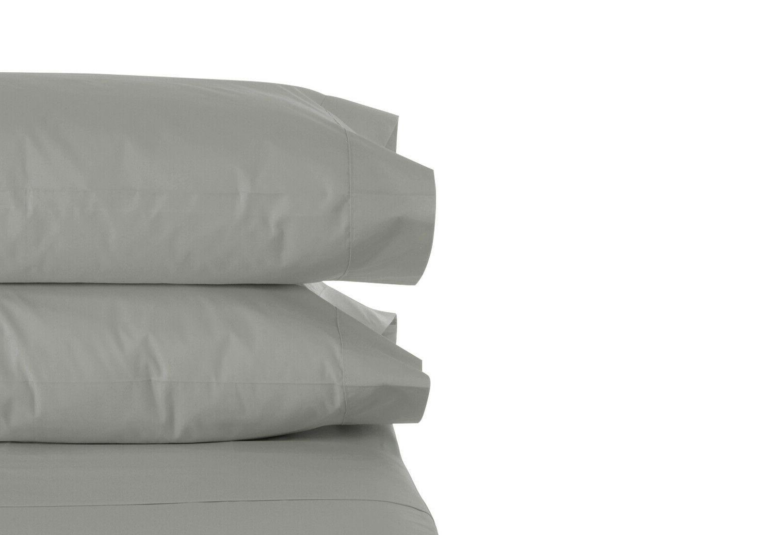 1800 Series PillowCase - 2 Pillow Cases Per Set King Size St