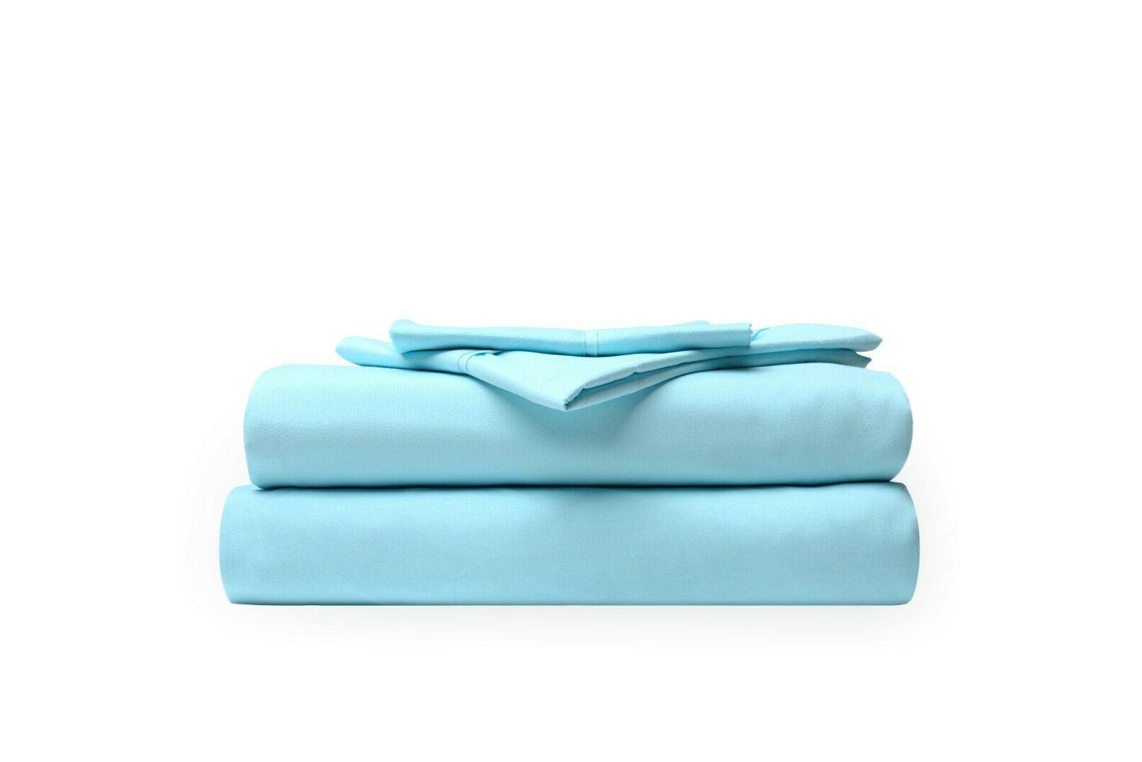 1800 TC Pairs of Pillow Cases Standard/King ALL COLORS. FAMO