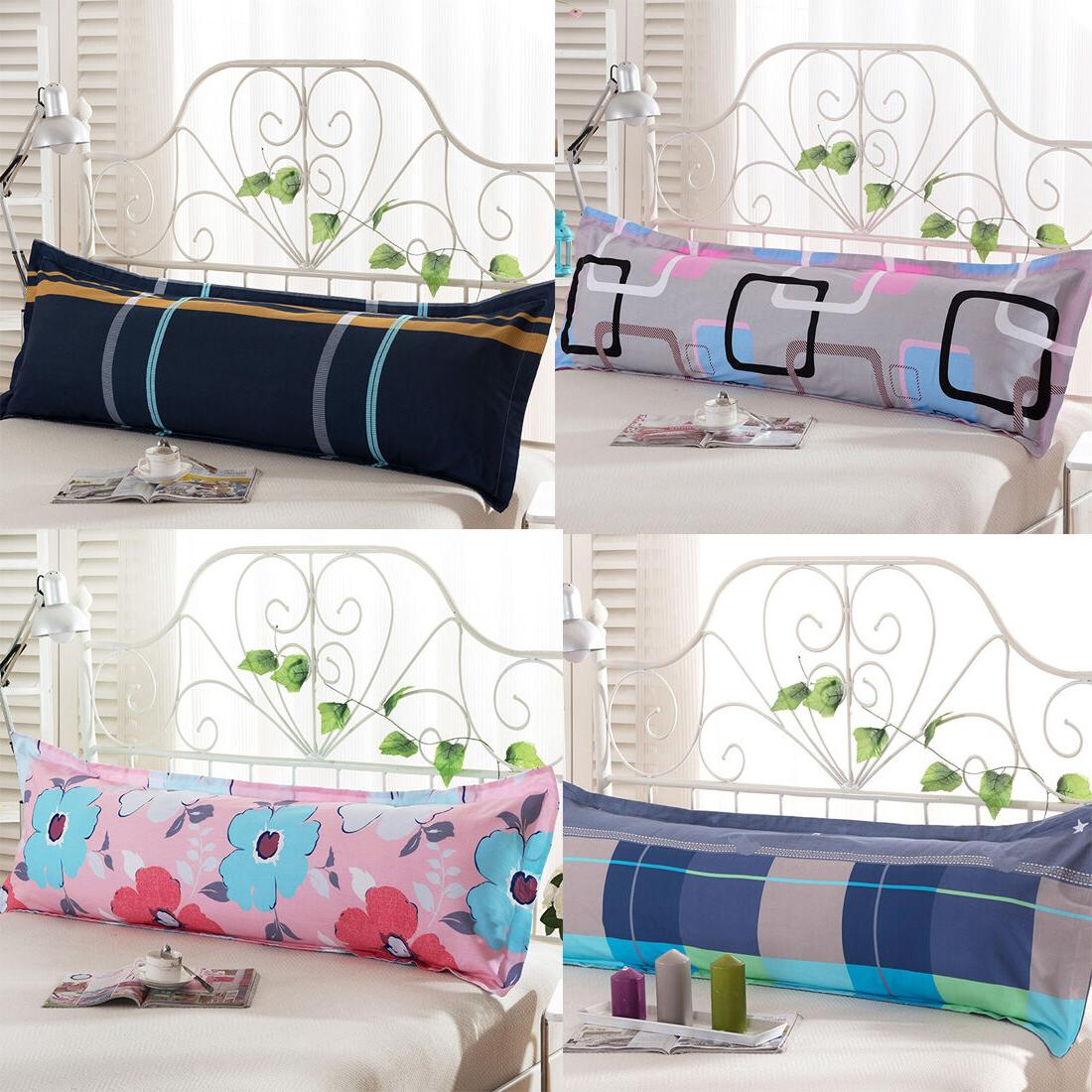 1x fashion bed long body pillow cover