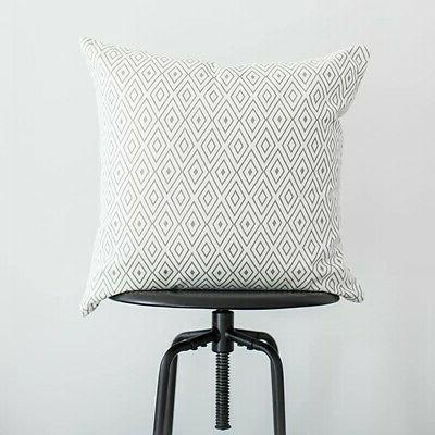 5X(Decorative Pillowcases for Sets Modern D