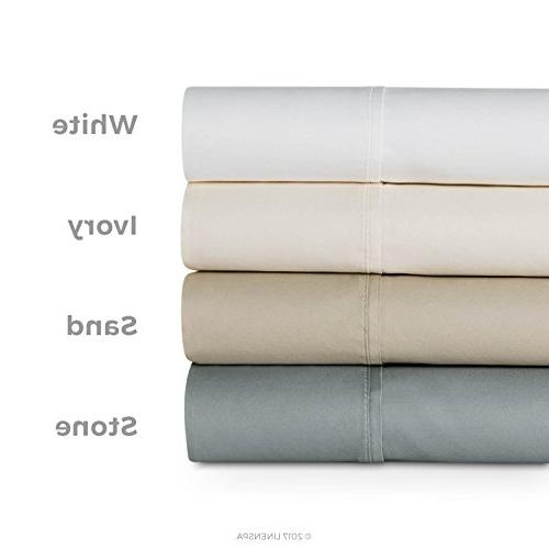 Linenspa Thread Count Ultra Pillowcases, of -