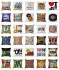 70s Party Throw Pillow Cases Cushion Covers Home Decor 8 Siz